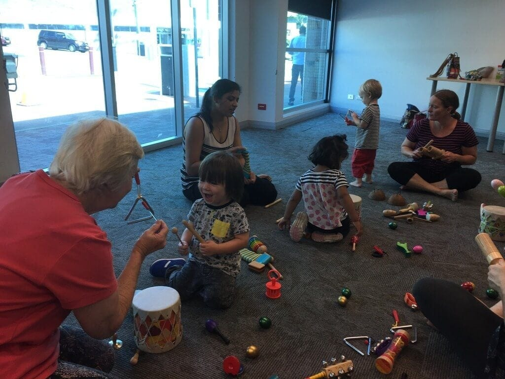 Pitter Patter Music Together, Bassendean