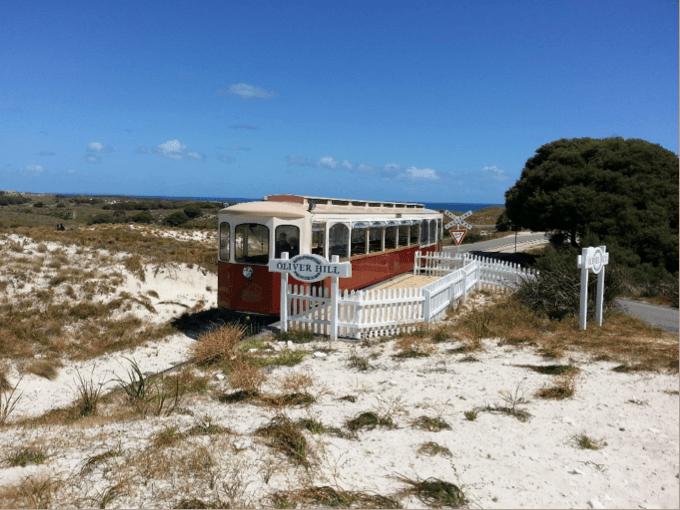 oliver hill rottnest island