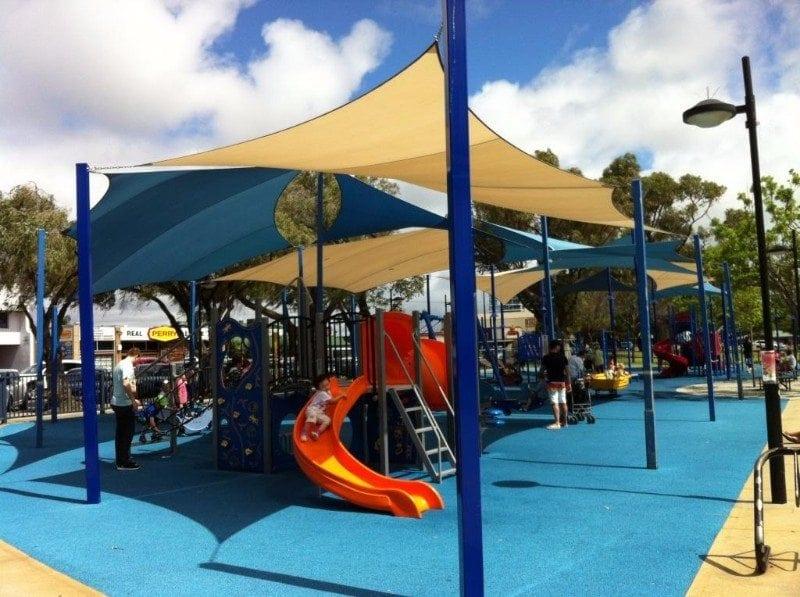 Mandurah Foreshore Playground
